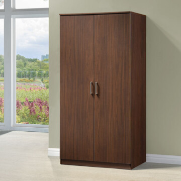 B370 Wardrobe Cabinet Closed Riverside