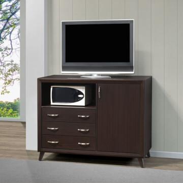 B380 Jackson Microfridge Cabinet