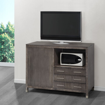 B466 Microfridge Cabinet Sonoma