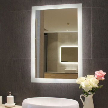 24x36 LED Backlit Vanity Mirror