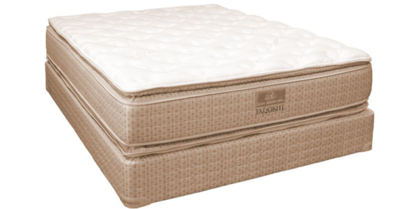 Exquisite Pillowtop Mattress
